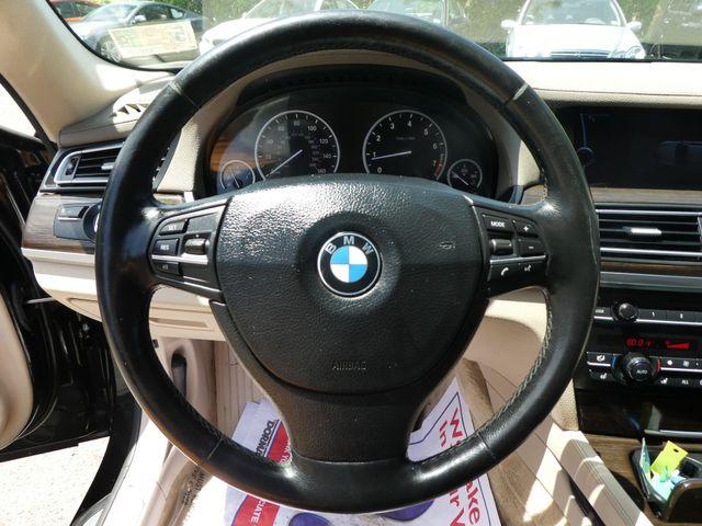 2009 BMW 750Li Leesburg, Virginia 20
