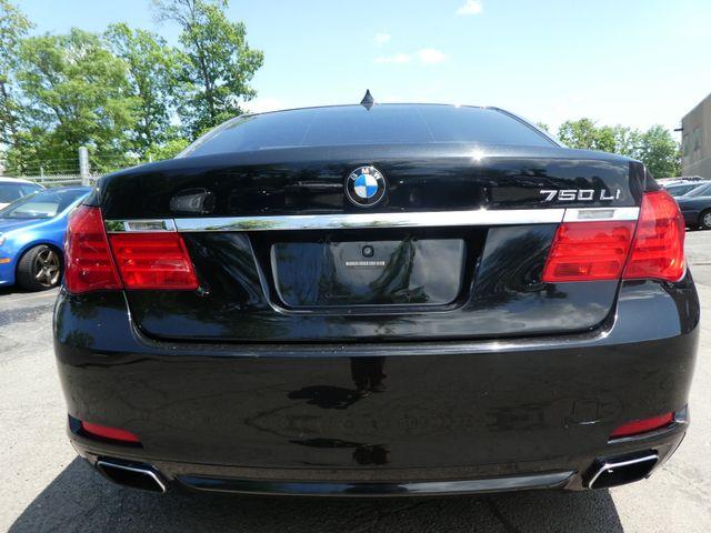 2009 BMW 750Li Leesburg, Virginia 7