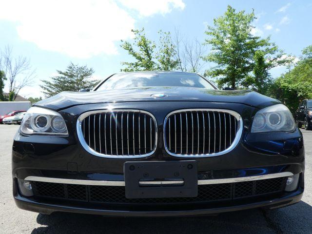 2009 BMW 750Li Leesburg, Virginia 8