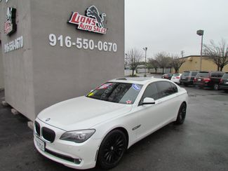 2009 BMW 750Li  Navi / Camera / heads up display Sacramento, CA