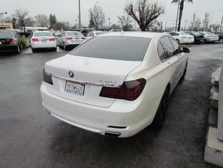 2009 BMW 750Li  Navi / Camera / heads up display Sacramento, CA 11