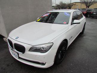 2009 BMW 750Li  Navi / Camera / heads up display Sacramento, CA 2