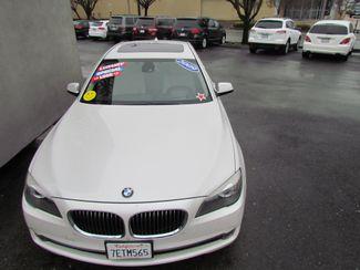 2009 BMW 750Li  Navi / Camera / heads up display Sacramento, CA 6