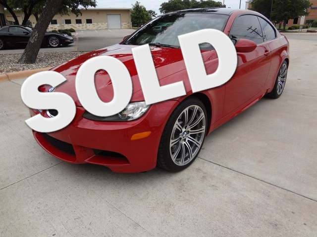 2009 BMW M3 Austin , Texas 0