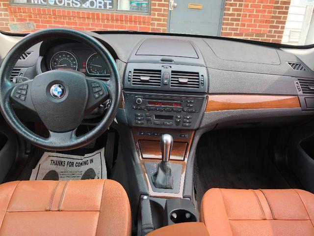 2009 BMW X3 xDrive30i Leesburg, Virginia 8