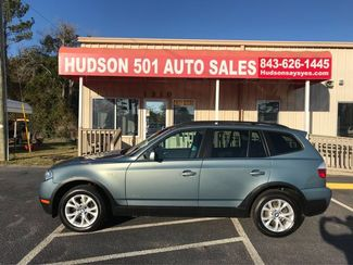2009 BMW X3 xDrive30i in Myrtle Beach South Carolina