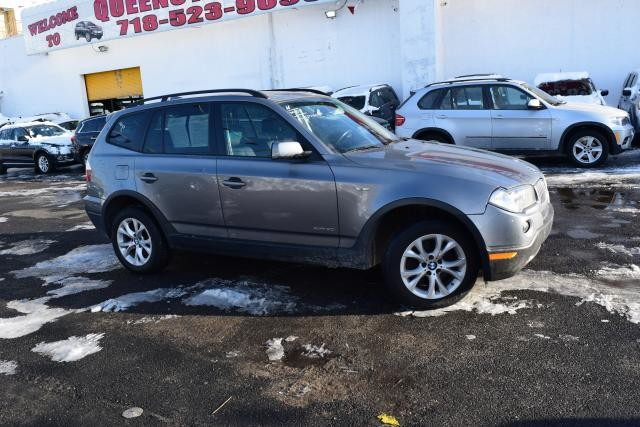 2009 BMW X3 xDrive30i AWD 4dr 30i Richmond Hill, New York 2