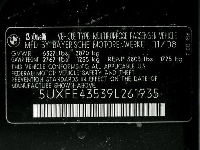 2009 BMW X5 xDrive30i 30i Burbank, CA 32