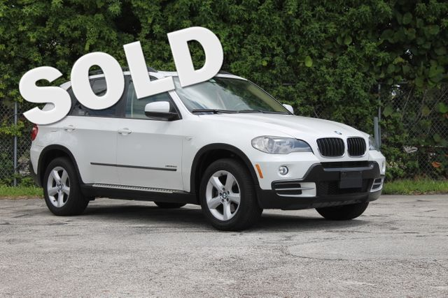 2009 BMW X5 xDrive30i 30i  WARRANTY CARFAX CERTIFIED 9 SERVICE RECORDS FLORIDA VEHICLE TRAD