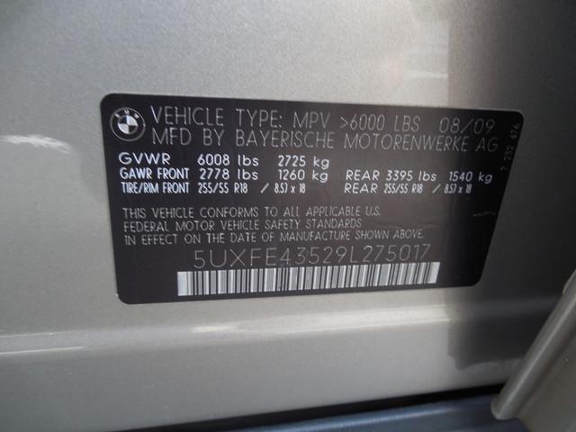 2009 BMW X5 xDrive30i Leesburg, Virginia 33