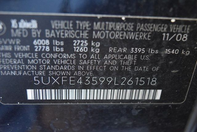 2009 BMW X5 xDrive30i 30i Richmond Hill, New York 40