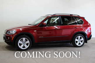 2009 BMW X5 xDrive35d AWD Diesel with Sport Package, Navigation, Heated Seats, Premium Audio & Tow Pkg in Eau Claire