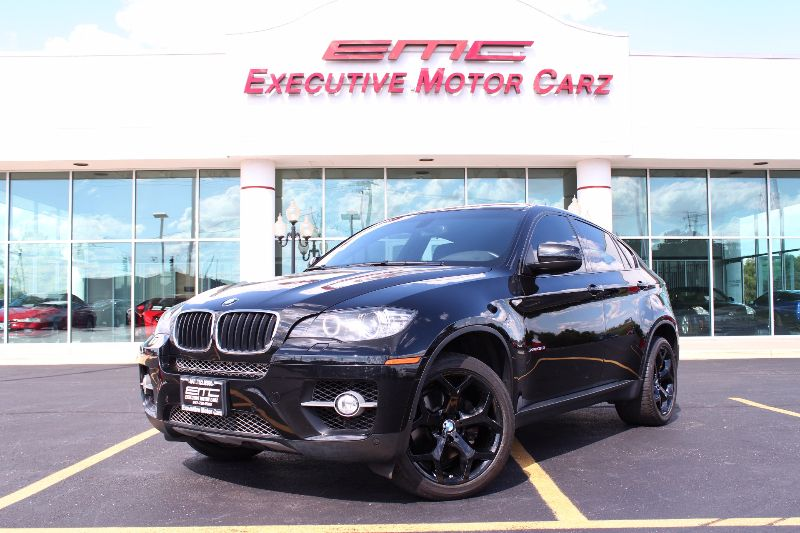2009 BMW X6 xDrive35i   Grayslake IL  Executive Motor Carz  in Grayslake, IL