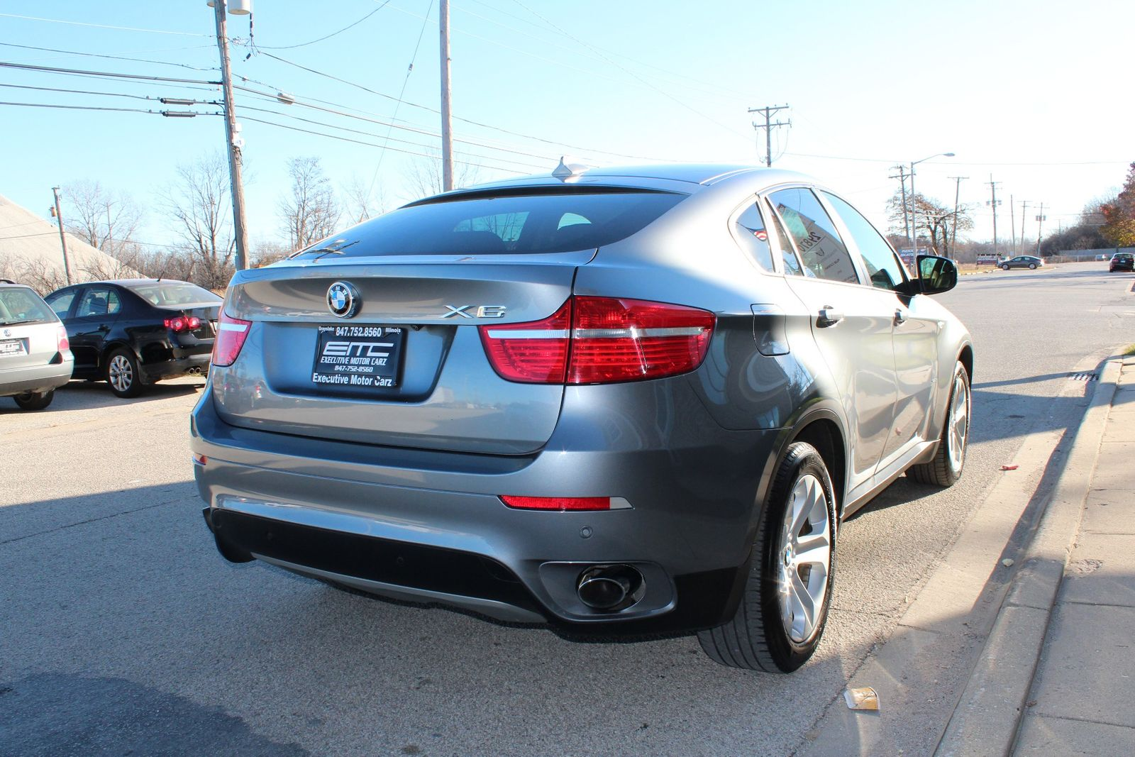 2009 bmw x6 xdrive35i lake bluff il executive motor carz in lake bluff