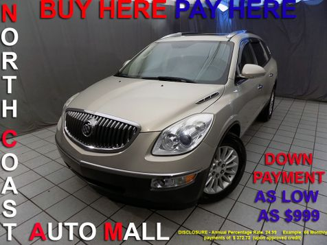 2009 Buick Enclave CXL As low as $999 DOWN in Cleveland, Ohio