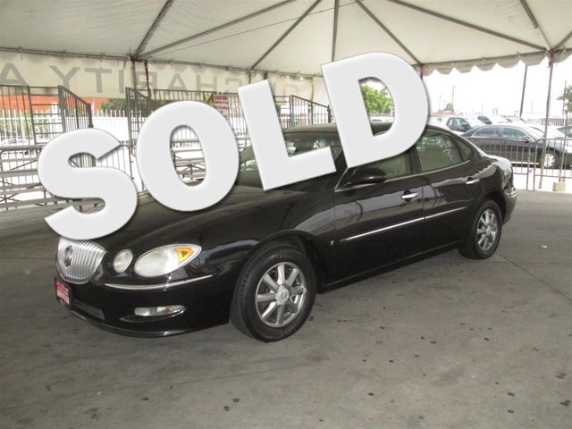 2009 Buick LaCrosse CXL Please call or e-mail to check availability All of our vehicles are ava