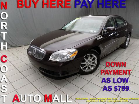 2009 Buick Lucerne CXL As low as $799 DOWN in Cleveland, Ohio
