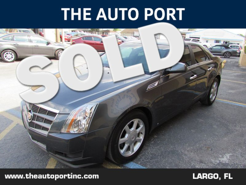2009 Cadillac CTS RWD w/1SA | Clearwater, Florida | The Auto Port Inc in Clearwater Florida