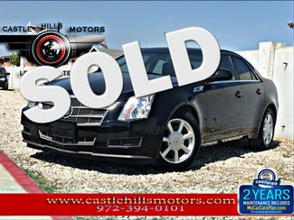 2009 Cadillac CTS RWD w/1SA | Lewisville, Texas | Castle Hills Motors in Lewisville Texas