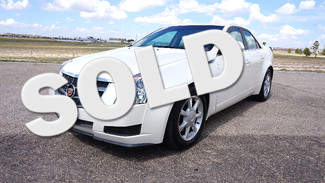 2009 Cadillac CTS in Lubbock Texas
