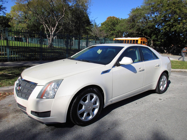2009 Cadillac CTS RWD w1SA Come and visit us at oceanautosalescom for our expanded inventoryThi