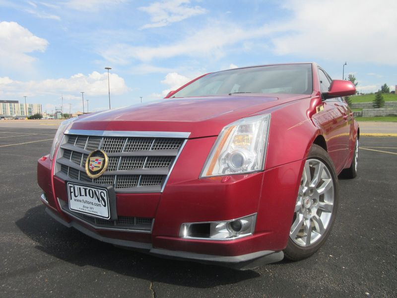 2009 Cadillac CTS AWD w1SB  Fultons Used Cars Inc  in , Colorado