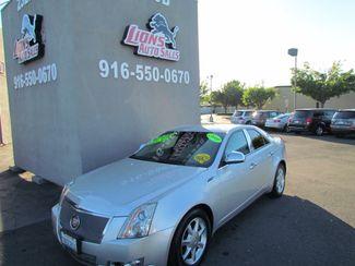 2009 Cadillac CTS RWD w/1SA Sacramento, CA 2