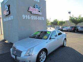 2009 Cadillac CTS RWD w/1SA Sacramento, CA 4