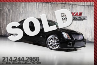 2009 Cadillac CTS-V Sedan 6-Speed in Addison