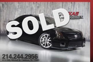 2009 Cadillac CTS-V Sedan 6-Speed With Upgrades in Addison