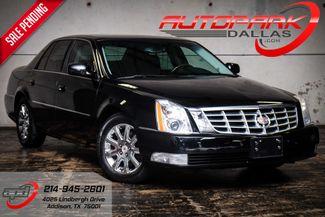 2009 Cadillac DTS w/1SC in Addison TX