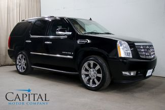 2009 Cadillac Escalade AWD SUV w/3rd Row Seats, Navigation, in Eau Claire, Wisconsin