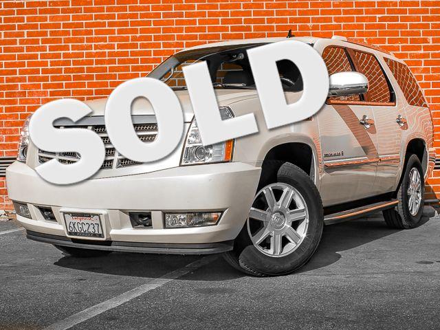 2009 Cadillac Escalade Burbank, CA 0