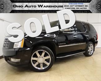 2009 Cadillac Escalade AWD Navi TvDVD Sunroof Cln Carfax We Finance in  Ohio