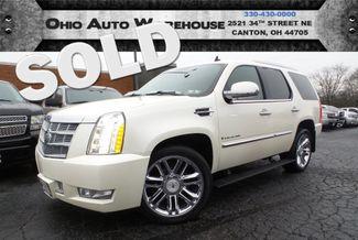 2009 Cadillac Escalade Platinum AWD Navi Tv/DVD Sunroof We Finance | Canton, Ohio | Ohio Auto Warehouse LLC in  Ohio