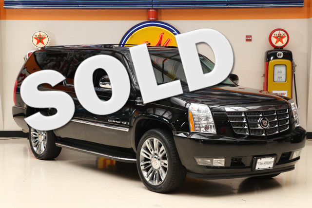 2009 Cadillac Escalade ESV This clean Carfax 2009 Cadillac Escalade ESV is in great shape with onl