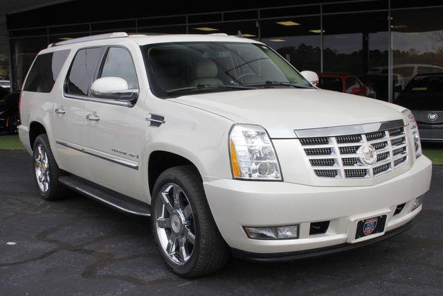 2009 Cadillac Escalade ESV AWD ULTRA LUXURY EDITION W/NAV-DUAL DVDS-SUNROOF! Mooresville , NC 22