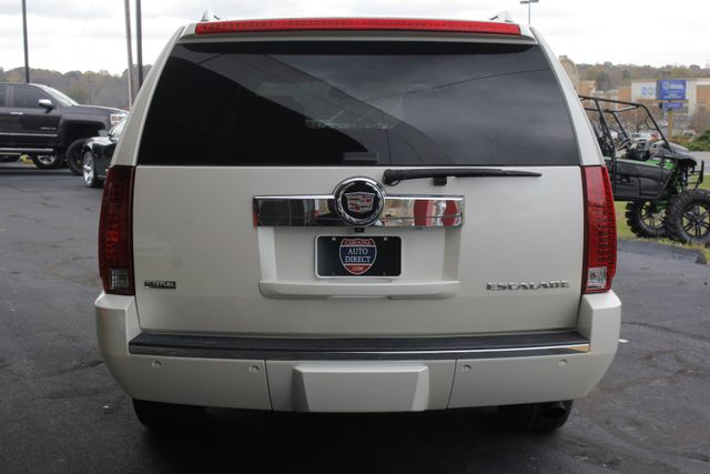 2009 Cadillac Escalade ESV AWD ULTRA LUXURY EDITION W/NAV-DUAL DVDS-SUNROOF! Mooresville , NC 19