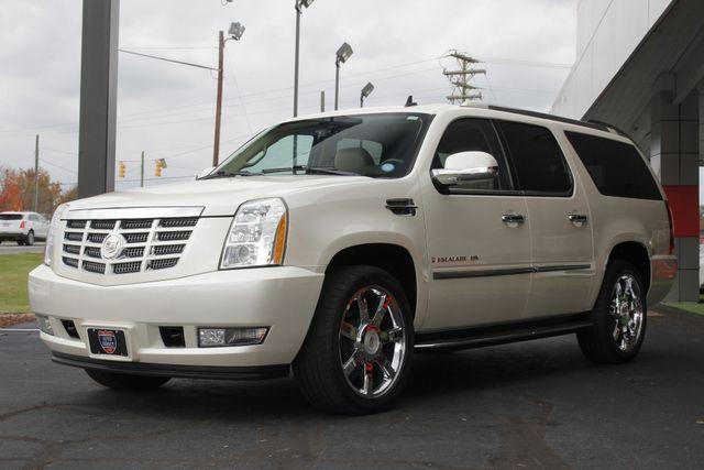 2009 Cadillac Escalade ESV AWD ULTRA LUXURY EDITION W/NAV-DUAL DVDS-SUNROOF! Mooresville , NC 26