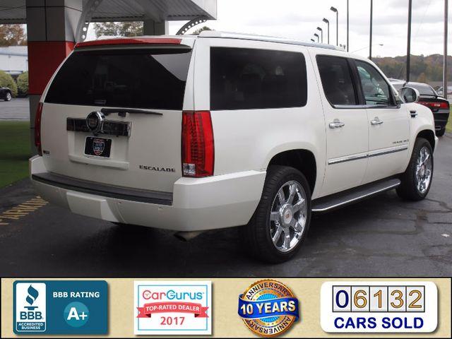 2009 Cadillac Escalade ESV AWD ULTRA LUXURY EDITION W/NAV-DUAL DVDS-SUNROOF! Mooresville , NC 2
