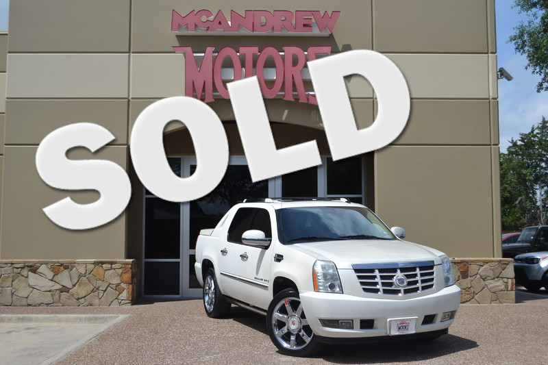 2009 Cadillac Escalade EXT AWD 4dr in Arlington Texas