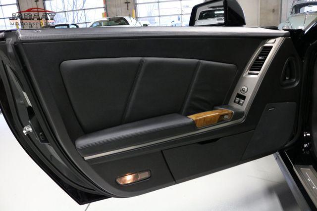 2009 Cadillac XLR Platinum Merrillville, Indiana 22
