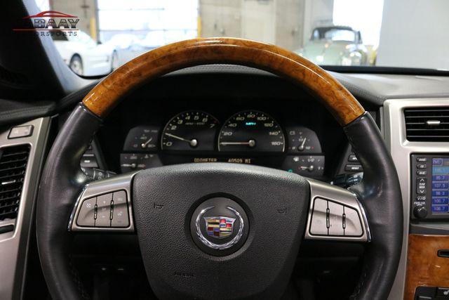 2009 Cadillac XLR Platinum Merrillville, Indiana 15