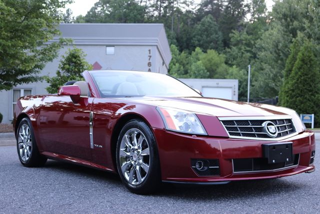 2009 Cadillac XLR Platinum Mooresville, North Carolina 1