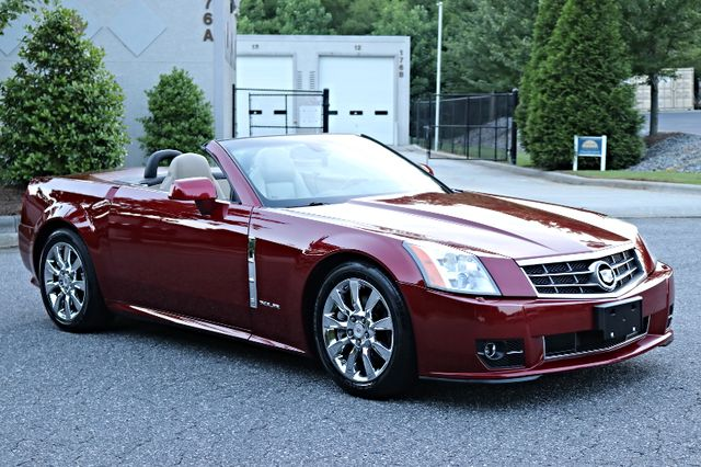 2009 Cadillac XLR Platinum Mooresville, North Carolina 0