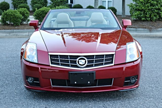 2009 Cadillac XLR Platinum Mooresville, North Carolina 2