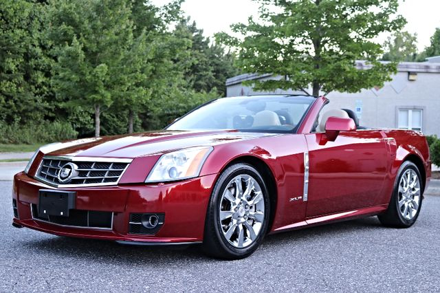 2009 Cadillac XLR Platinum Mooresville, North Carolina 3