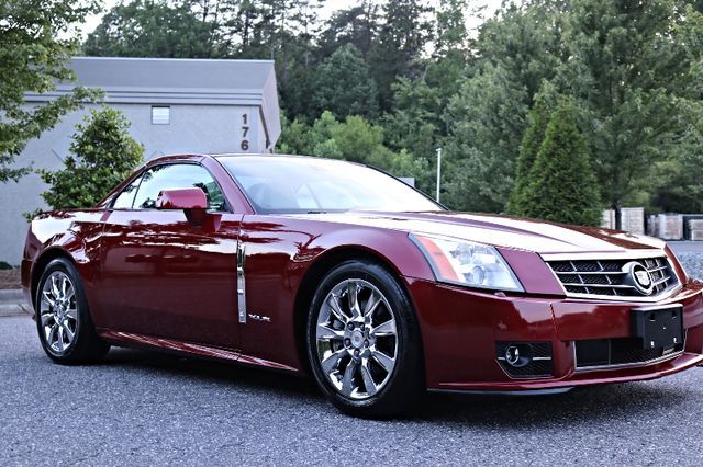 2009 Cadillac XLR Platinum Mooresville, North Carolina 43