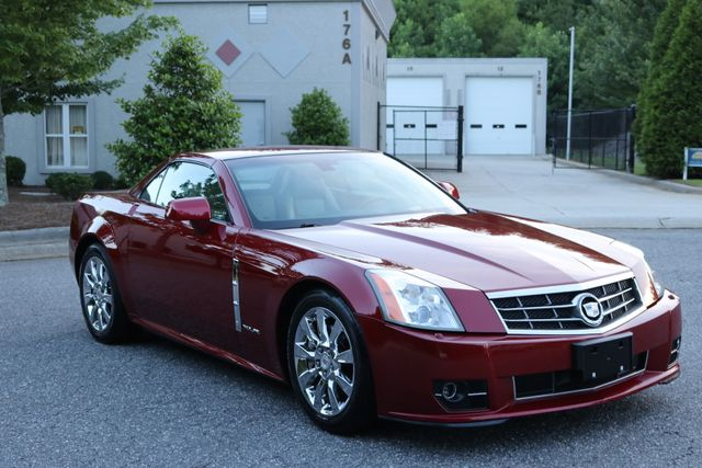 2009 Cadillac XLR Platinum Mooresville, North Carolina 44