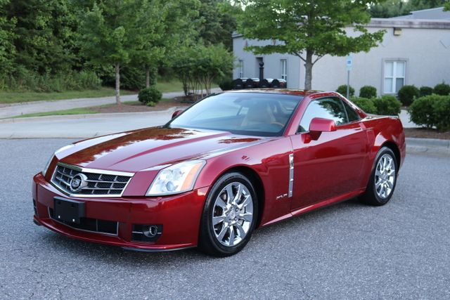 2009 Cadillac XLR Platinum Mooresville, North Carolina 46